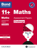 Bond 11   Bond 11  Maths Challenge Assessment Papers 9 10 years