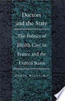 Doctors and the State Book PDF