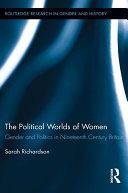 The Political Worlds of Women Pdf/ePub eBook
