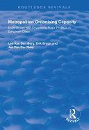 Metropolitan Organising Capacity