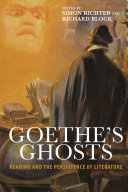 Goethe s Ghosts