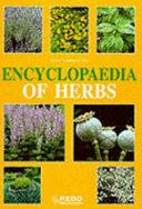 Encyclopaedia of herbs