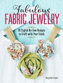 Fabulous Fabric Jewelry