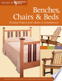 Benches  Chairs and Beds