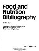 Food and Nutrition Bibliography