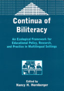Continua of Biliteracy