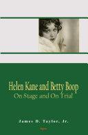 Helen Kane and Betty Boop