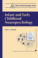 Pdf Infant and Early Childhood Neuropsychology Telecharger