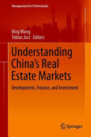 Understanding China S Real Estate Markets Book PDF