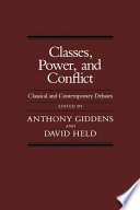 Classes  Power and Conflict
