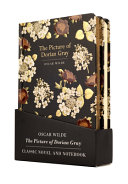 The Picture of Dorian Gray Gift Pack   Lined Notebook and Novel Book