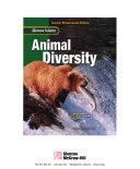 Glencoe Science  Animal diversity Book