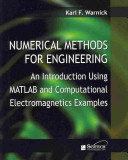 Numerical Methods for Engineering Book