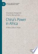 China s Power in Africa