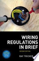 Wiring Regulations in Brief