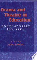 Drama and Theatre in Education