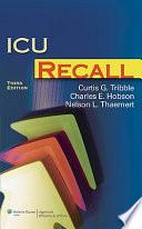ICU Recall Book