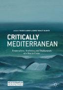 Pdf Critically Mediterranean Telecharger
