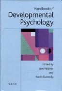 Valsiner  Handbook of Developmental  c  Psychology