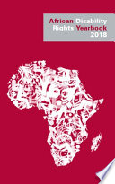African Disability Rights Yearbook Volume 6 2018 Book PDF