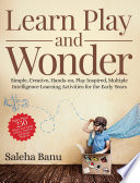 Learn Play and Wonder Book