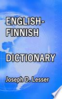 English   Finnish Dictionary