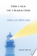The Call Of Character Book PDF