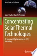 Concentrating Solar Thermal Technologies Book PDF