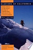 Glaciers of California Book