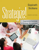 Strategize   Experiential Exercises in Strategic Management