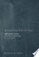 Wounds That Will Not Heal Book PDF