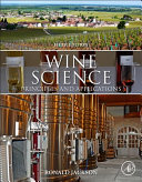 Wine science : principles and applications / Ronald S. Jackson, PhD