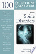 100 Questions Answers About Spine Disorders