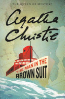 The Man in the Brown Suit Agatha Christie Cover