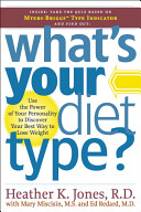 What's Your Diet Type?