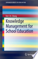Knowledge Management For School Education Book PDF