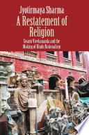 A Restatement of Religion Book