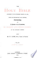 The Holy Bible  According to the Authorized Version  A D  1611   St  John  The Acts of the apostles
