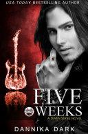 Five Weeks (Seven Series #3) Pdf