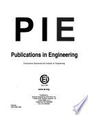 Publications in Engineering