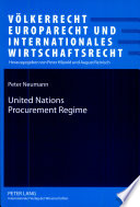 Völkerrecht, Europarecht und internationales Wirtschaftsrecht