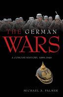 The German Wars Book