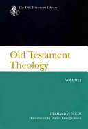 Pdf Old Testament Theology: The theology of Israel's prophetic traditions