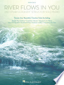 River Flows in You and Other Eloquent Songs for Solo Piano  Songbook