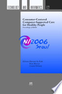 Consumer centered Computer supported Care for Healthy People