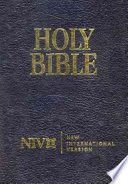 NIV Looseleaf Bible