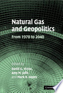 Natural Gas and Geopolitics