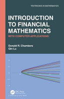 Introduction to Financial Mathematics Book