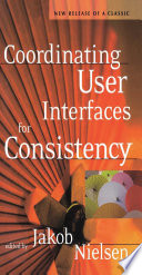 Coordinating User Interfaces for Consistency - Google Books