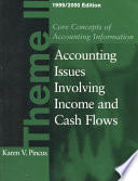 Core Concepts of Accounting Information, 1999-2000